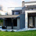 Casa moderna de 275 metros cuadrados