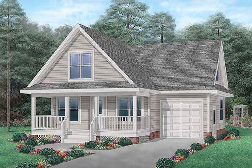 casa-de-2-pisos-con-garaje-simple