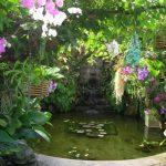 Imágenes de jardines su decoración