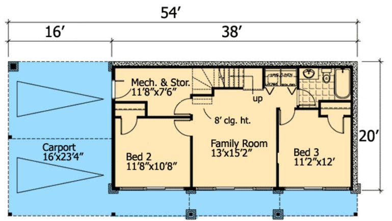 plano-de-casa-moderna-de-2-pisos-con-terraza