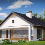 Planos de casas cuadradas modernas