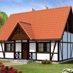 Plano de casa de 130 metros cuadrados