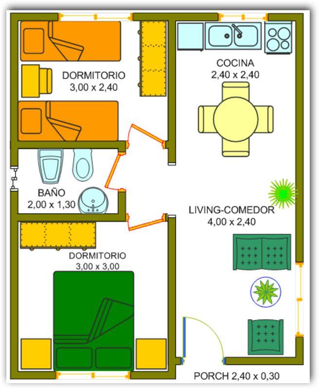 casa-de-2-dormitorios-con-un-bano