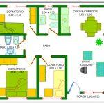 Casa mediana de 3 dormitorios