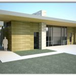 Casa moderna de 190 metros cuadrados