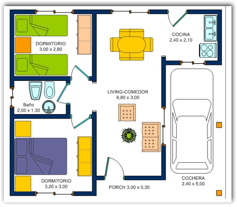 casa-pequena-con-cochera-y-2-dormitorios