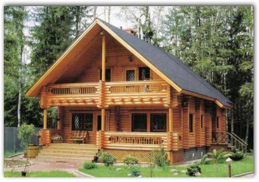 Casas de campo for Planos de casas de campo de un piso
