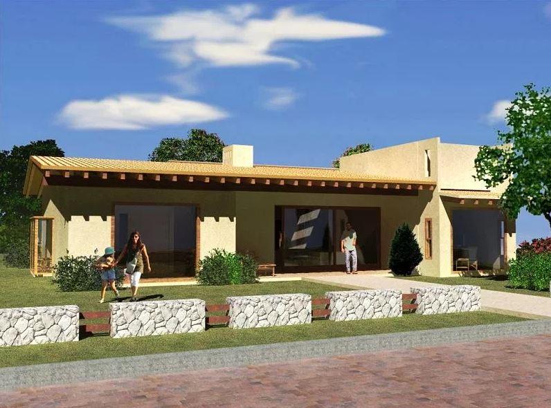 Colores para fachadas de casas for Piedras para fachadas minimalistas