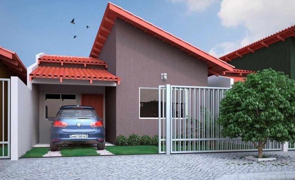 Colores para fachadas de casas for Colores de pinturas para casas 2016