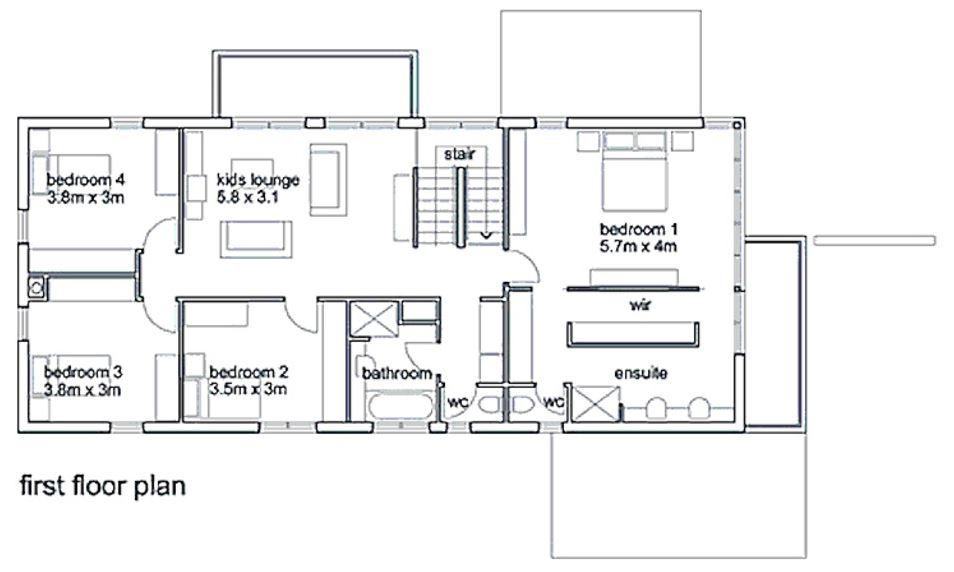 modelo-de-casa-de-dos-pisos-moderna