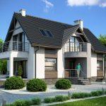 Plano de casa de 3 pisosbonita