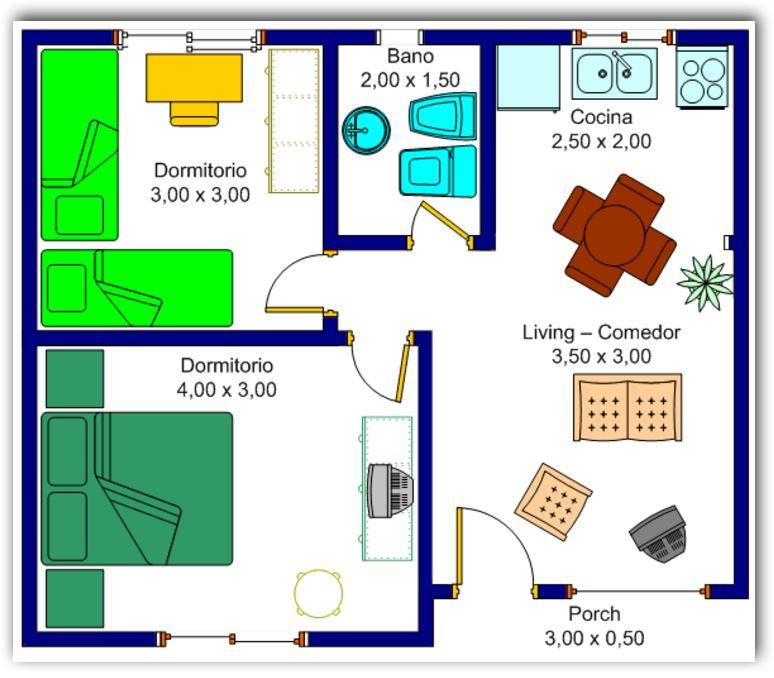 plano-de-casa-de-7-metros-de-ancho