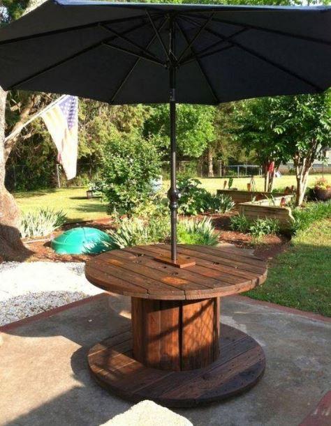 mesas-de-madera-recicladas-para-jardin