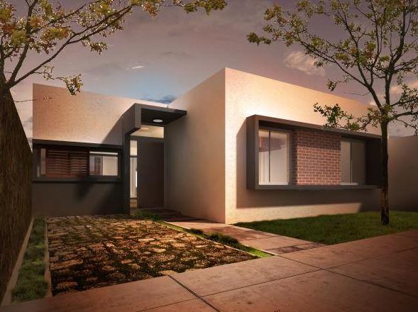 Modelos de casas de 3 dormitorios planta baja for Modelos de habitaciones