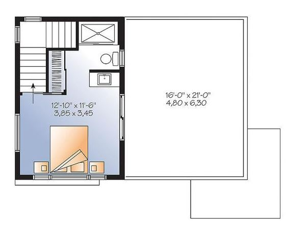 plano-de-casa-con-un-dormitorio-en-la-planta-alta