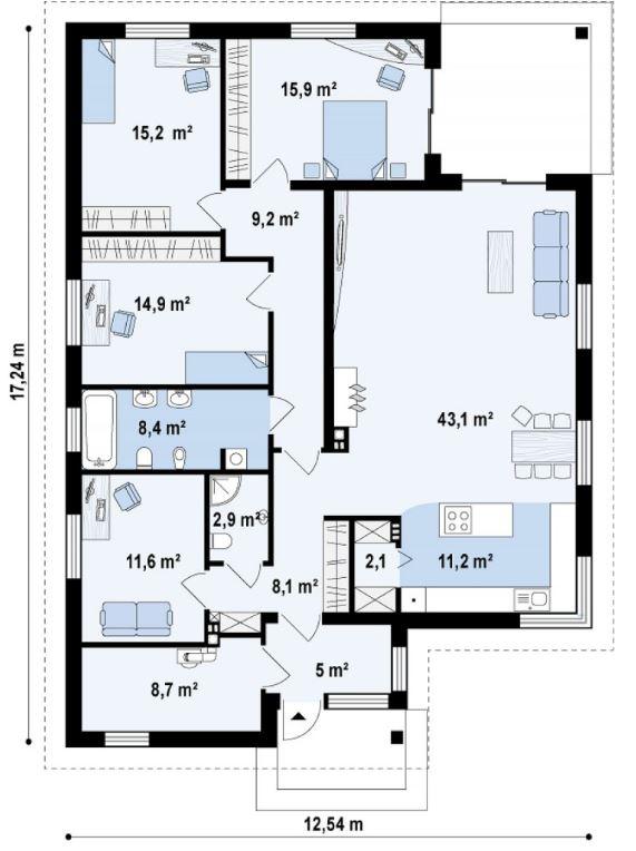 plano-de-casa-de-12-x-17-metros