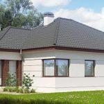 Plano de casa de 12 x 17 metros