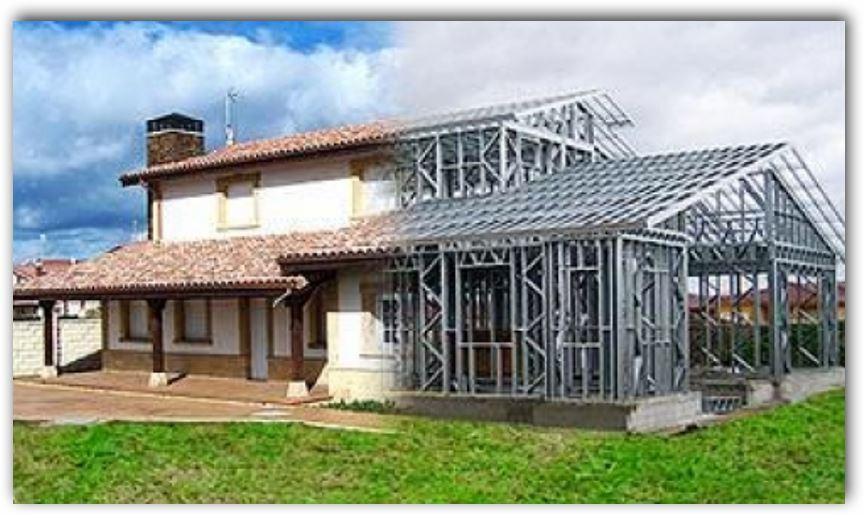 Qu es steel framing - Casas steel framing ...