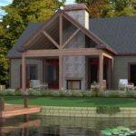 Planos de casas con techo de chapa