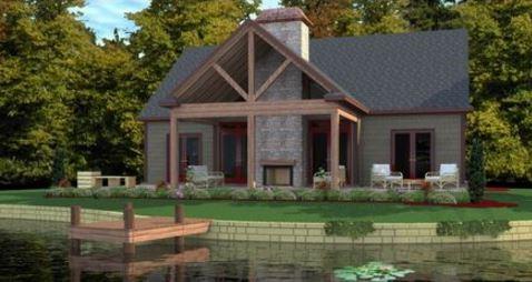Techo de chapa for Modelos de casas con techos de chapas