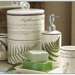 Elementos para decorar el baño