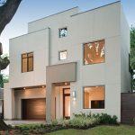 Modelos de casas minimalistas de dos plantas