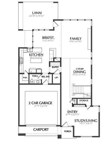 Modelos de casas minimalistas de dos plantas for Casa minimalista planos