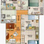Modelos de casas de 52 metros cuadrados