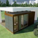 Casa alemana sustentable