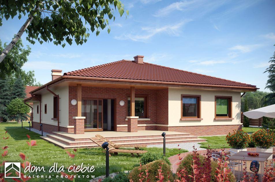 Plano de casa de 110 metros cuadrados for Cuanto cuesta pintar un piso de 100 metros
