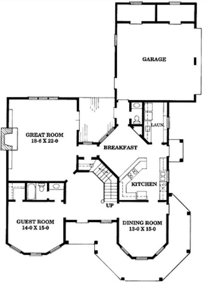 planos de casas victorianas gratis