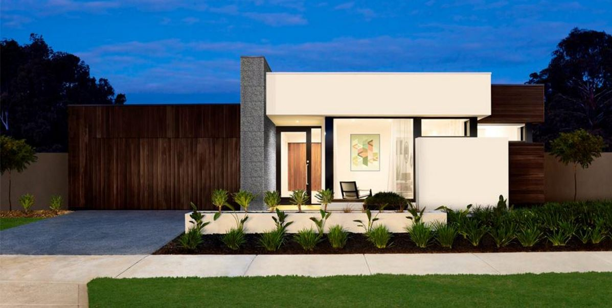 Plano de casa minimalista for Casa minimalista planos