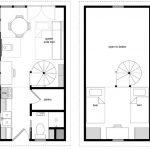 Planos para casas de 3 metros de ancho
