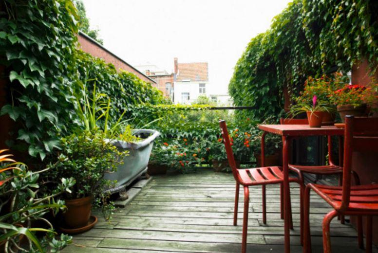 Balcones for Jardines verticales para balcones