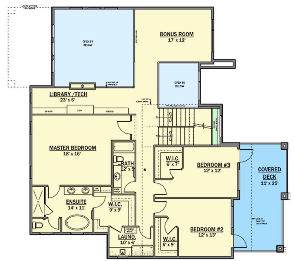 Casa moderna planos for Cuarto de 6 metros cuadrados