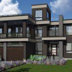 Casa de 340 metros cuadrados con planos