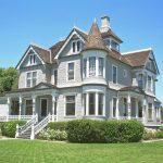 Casa vintage con estilo victoriano