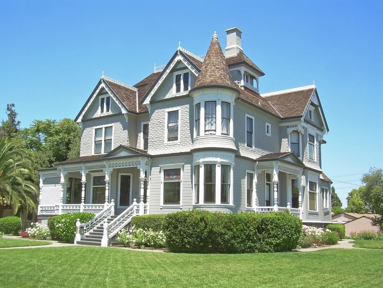 Casas con estilo vintage dise os arquitect nicos for Casas estilo vintage