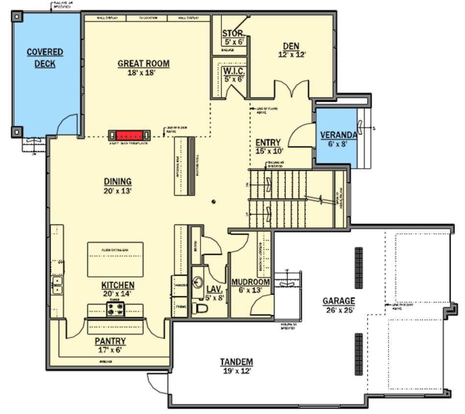 Casa 100 metros cuadrados un piso - Planos de casas de 100 metros cuadrados ...