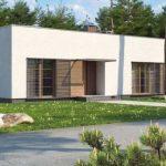 Planos de casas de 3 dormitorios y 2 baños en una planta