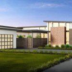 Casa amplia y moderna de un solo piso
