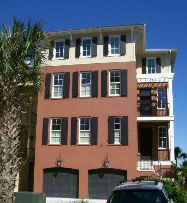 Planos de casas de 4 pisos for Casas modernas fachadas de un piso