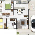 Departamento de 2 habitaciones con cochera