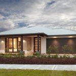 Diseño de casa de líneas simples