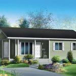 Planos de casas de 4 ambientes