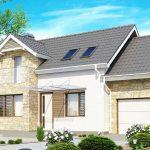 Planos de casas con fachadas bonitas