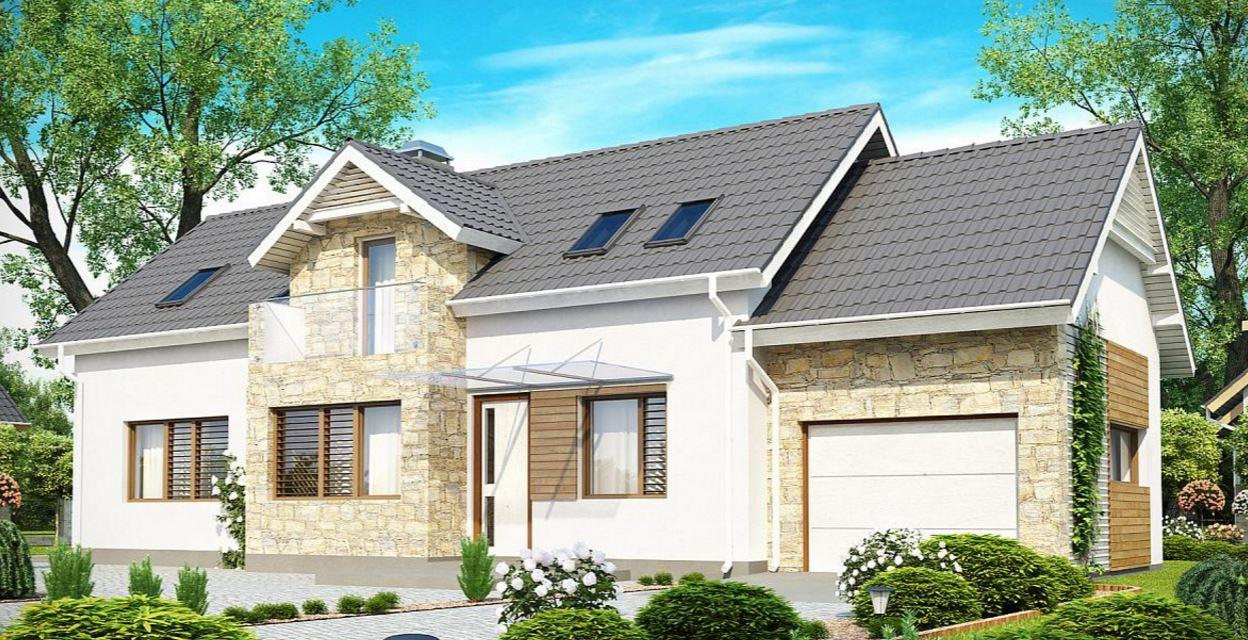 Modelos de casas de 2 plantas con 3 dormitorios for Modelos de fachadas para casas