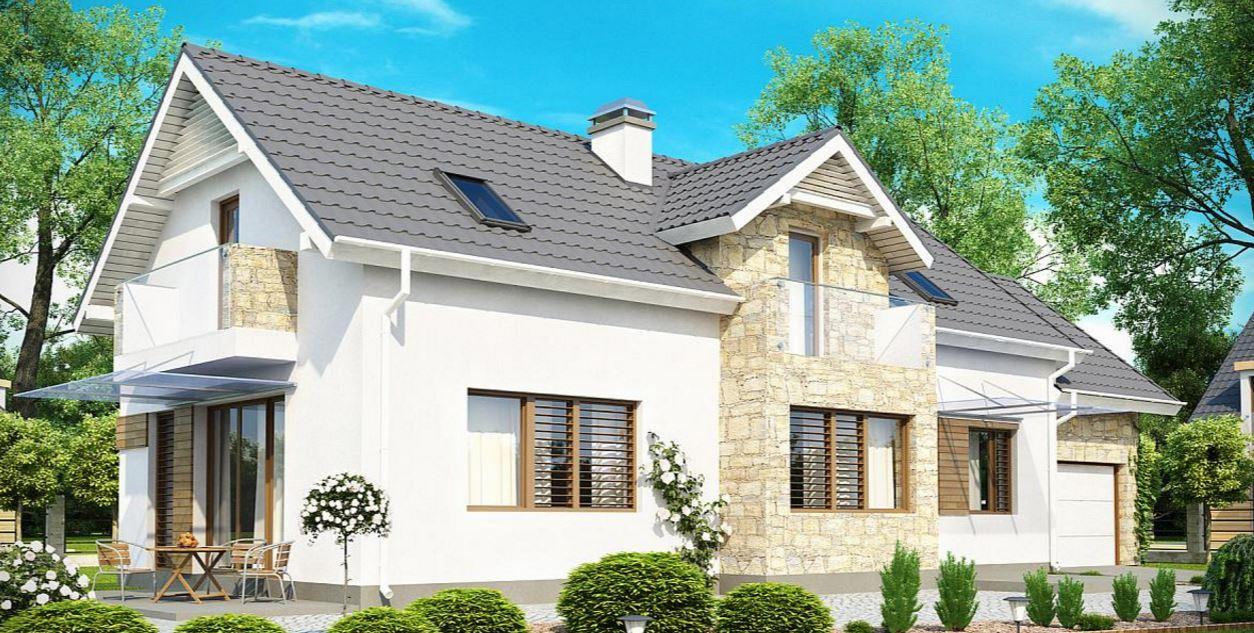 Modelos de casas de 2 plantas con 3 dormitorios for Casas modernas planos y fachadas