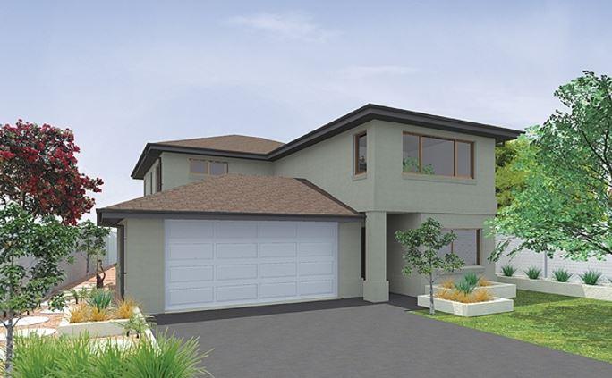 Plano de casa de 2 pisos 3 habitaciones - Modelos de casas de planta baja ...