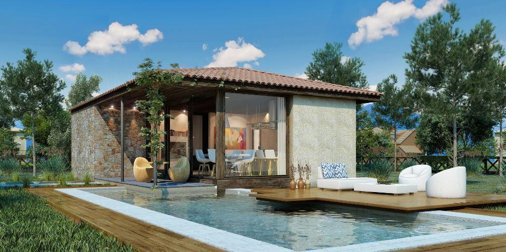 Planos y casas planos de casas plantas arquitect nicas for Modelo de casa quinta en paraguay